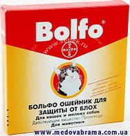 Ошейник для котов и мелких собак Больфо 35 см