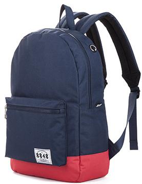 Практичный молодежный вместительный рюкзак 15 л. URBANSTYLE, 053 синий