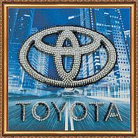 """Набор для вышивания бисером серия-мини """"Toyota"""""""