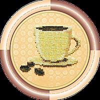Набор для вышивания бисером Кофе