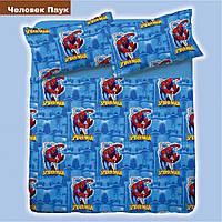 Подростковый комплект постельного белья Viluta ткань Ранфорс Spider man Человек паук