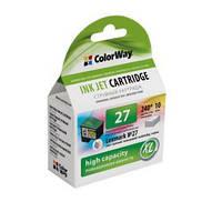 Картридж CW (CW-L27XLC) Lexmark №17XL Color (аналог 10N0227)