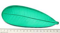 "Молд лист ""Плюмерия"" для Фоамирана,глины 7х18 см"