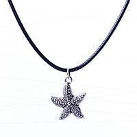 Ожерелье колье морская звезда