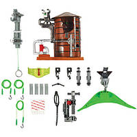 Набор серии Черепашки-Ниндзя экстремальный спуск - Падение с водонапорной башни