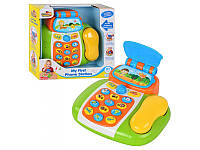 Музыкальный Телефон Hep-p-kid 4202 T