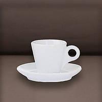 Чашка с блюдцем для эспрессо 75 мл 51K043P00