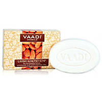 Мыло Vaadi роскошный миндаль , 75г, Индия