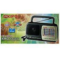 Радиоприёмник   Kipo KB-408AC  (сеть+батарейки)