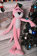 """Мягкая игрушка """"Розовая пантера"""" 125, 80 см"""