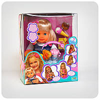 """Кукла  многофункциональная """"Мой малыш"""" на батарейках, 7 функций"""