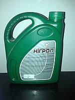 Моторное масло Оптимал Нигрол 4л