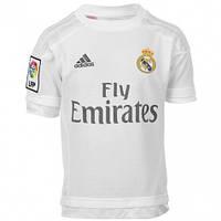 Футболка детская спортивная Adidas REAL H JSY Y