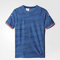 Спортивная игровая детская футболка Adidas UCL TRG JSY Y