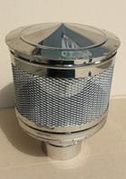 Искрогаситель для дымохода ф 120 мм