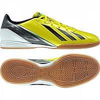 Детские футбольные бутсы для зала Adidas F10