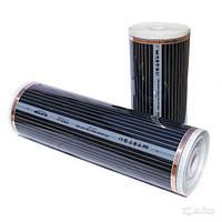Инфракрасная плёнка для тёплого пола Heat Plus Standart SPN-305-075 (ширина 50 см, 75 Вт/м.пог)