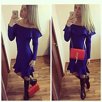 Платье женское Uggi французский трикотаж