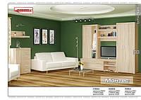 """Мебель для гостиной """"Монтес"""" (Мебель сервис)"""