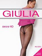 Женские колготки 40 den с ажурными трусиками TM Giulia