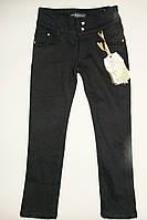 Брюки котоновые на флисе на девочку 116-146 рост