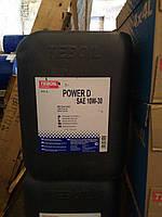 Всесезонное моторное масло Teboil Power D 10W-30 (20 л.) для дизельных двигателей тяжелой техники