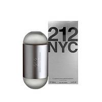 Carolina Herrera 212 NYC Women туалетная вода женская 100 ml Оригинал