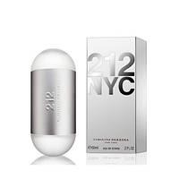 Carolina Herrera 212 NYC Women туалетная вода женская 60 ml Оригинал