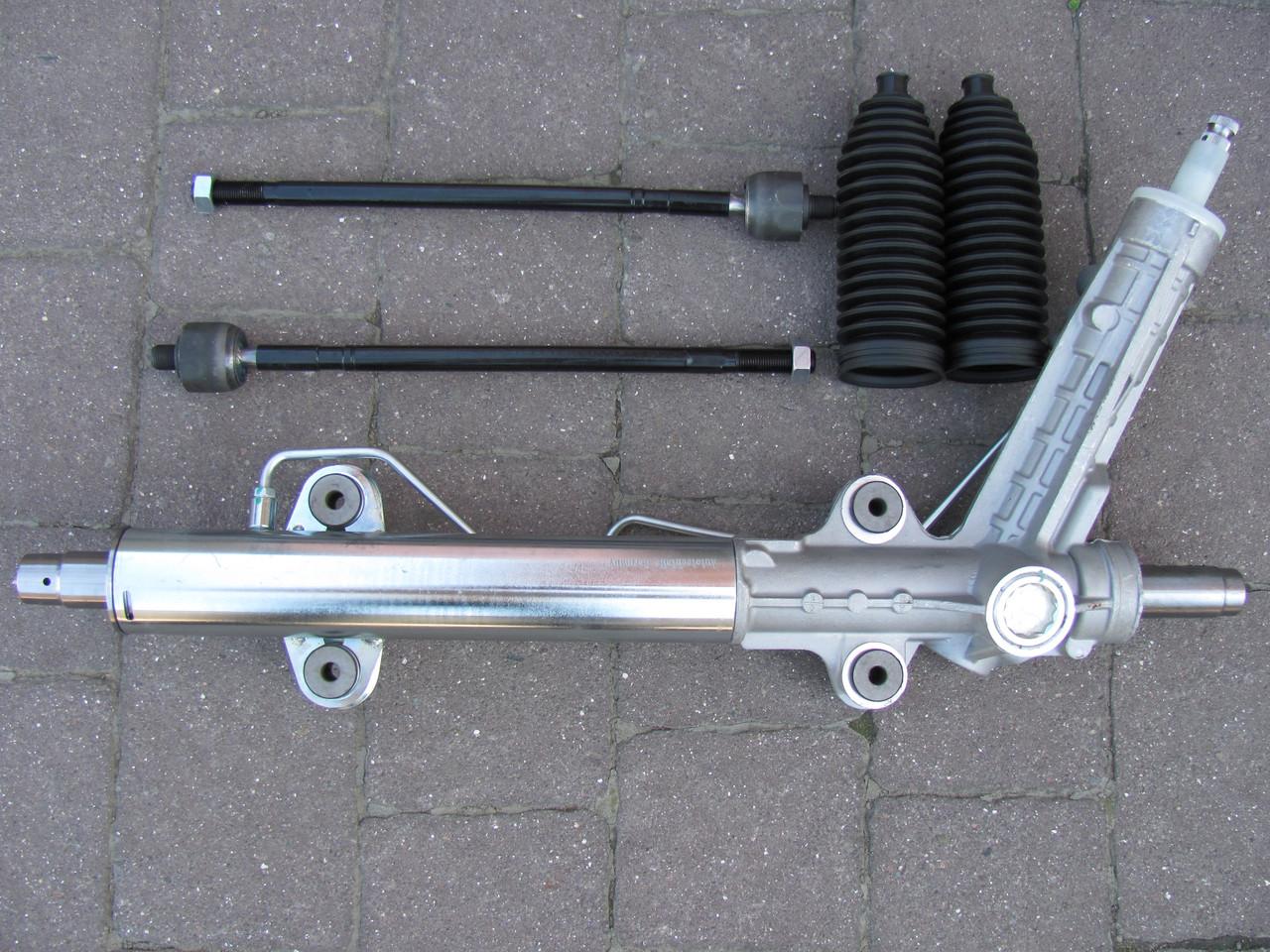 Ремонт рулевой рейки на мерседес спринтер своими руками