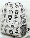 Прекрасный женский  городской рюкзак 16 л. URBANSTYLE, 034 белый, фото 2