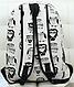Прекрасный женский  городской рюкзак 16 л. URBANSTYLE, 034 белый, фото 4