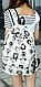 Прекрасный женский  городской рюкзак 16 л. URBANSTYLE, 034 белый, фото 6