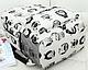 Прекрасный женский  городской рюкзак 16 л. URBANSTYLE, 034 белый, фото 3