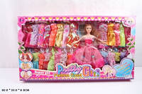Кукла Барби с нарядами