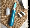 Электрическая роликовая пилка для ногтей с насадками