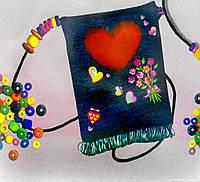 Набор для творчества Winx: Модные сумочки с наклейками