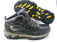 Зимние ботинки The North Face черные Оригинал