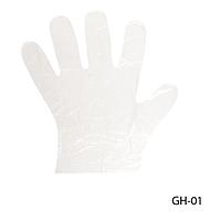 Одноразовые полиэтиленовые перчатки Lady Victory (100 шт. в упаковке) LDV GH-01 А