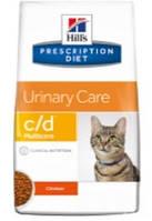 Hills Prescription Diet Feline c/d с океанической рыбой 5 кг