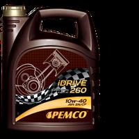Полусинтетическое моторное масло Pemco iDrive260 SAE 10W-40 API SN/CF (4л)