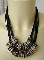 Ожерелье женское колье ювелирная бижутерия 4306