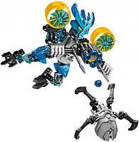 """Конструктор Bionicle (аналог LEGO 70780 Биониклы 2015) """"Страж Воды"""" арт.706-3"""