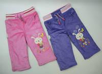 Модные штаны для девочки (1-3)р