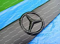 Зимняя защита радиатора,утеплитель на Mercedes-Benz Vito (Мерседес-Бенц Вито)