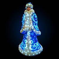 """3D фигура светодиодная """"Снегурочка"""""""
