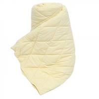 Одеяло Tac Light желтое 195*215 евро размера