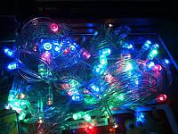 Праздничная гирлянда, 230 led-огоньков, управление световыми эффектами