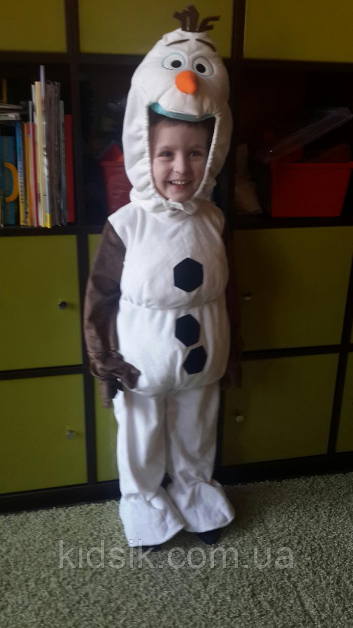 Как сшить костюм с снеговиками фото 500