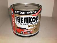 Мастика битумно-каучуковая Велкор БРОНЗА , 1,8 кг.