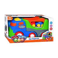 Детская игрушка Трейлер автоперевозчик Keenwod 12149
